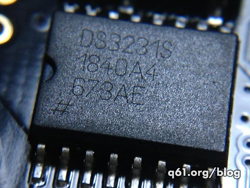 DS3231Sの写真